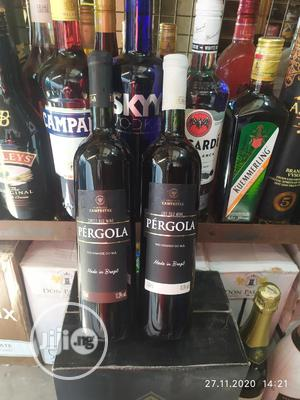 Pergola Red Wine | Meals & Drinks for sale in Lagos State, Ojo