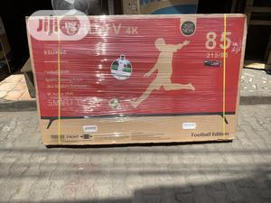 LG 85inches Smart TV | TV & DVD Equipment for sale in Lagos State, Apapa