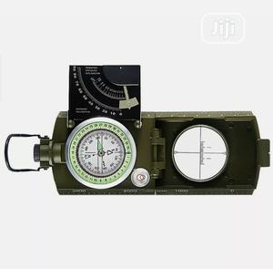 Professional Military Army Metal Sighting Compass | Camping Gear for sale in Oyo State, Ibadan