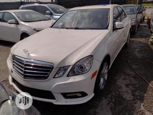 Mercedes-Benz E350 2010 White   Cars for sale in Lagos State, Ikeja