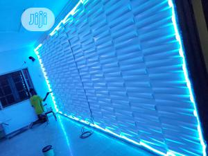 3D Wall Panels With Lightening | Home Accessories for sale in Oyo State, Ibadan