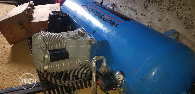 Original Air Compressor 7.5 Hp | Manufacturing Equipment for sale in Ojo, Lagos State, Nigeria