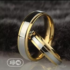 Knowles 2 Tone Steel Set.   Wedding Wear & Accessories for sale in Delta State, Warri