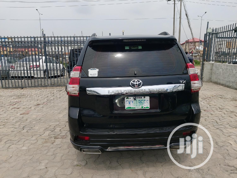 Toyota Land Cruiser Prado 2010 Black | Cars for sale in Lekki, Lagos State, Nigeria
