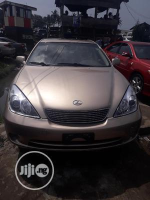 Lexus ES 2006 Gold | Cars for sale in Lagos State, Apapa