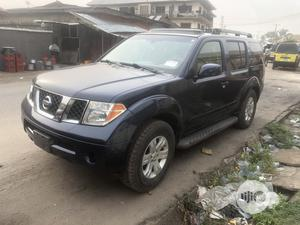 Nissan Pathfinder 2007 LE 4x4 Blue | Cars for sale in Imo State, Owerri