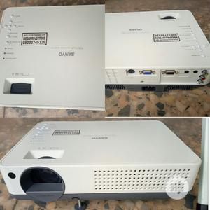 Sharp And Clean Sanyo Projector For Sale | TV & DVD Equipment for sale in Lagos State, Maryland