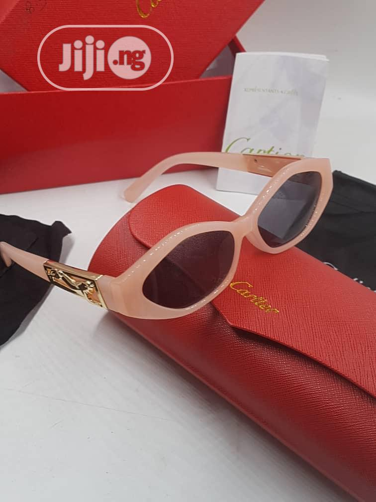 Original Cartier Sunshades Glasses Available | Clothing Accessories for sale in Surulere, Lagos State, Nigeria