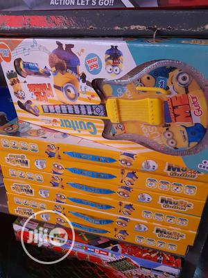 Guitar With Microphone for Kids | Toys for sale in Lagos State, Lagos Island (Eko)