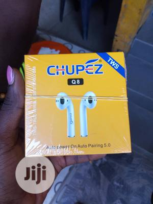 Chupez Q8 Airpods   Accessories for Mobile Phones & Tablets for sale in Lagos State, Ojo