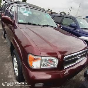 Nissan Pathfinder 2003 SE RWD SUV (3.5L 6cyl 4A) Red | Cars for sale in Lagos State, Apapa