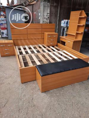 6x6 Quality Bedframe   Furniture for sale in Lagos State, Ojo