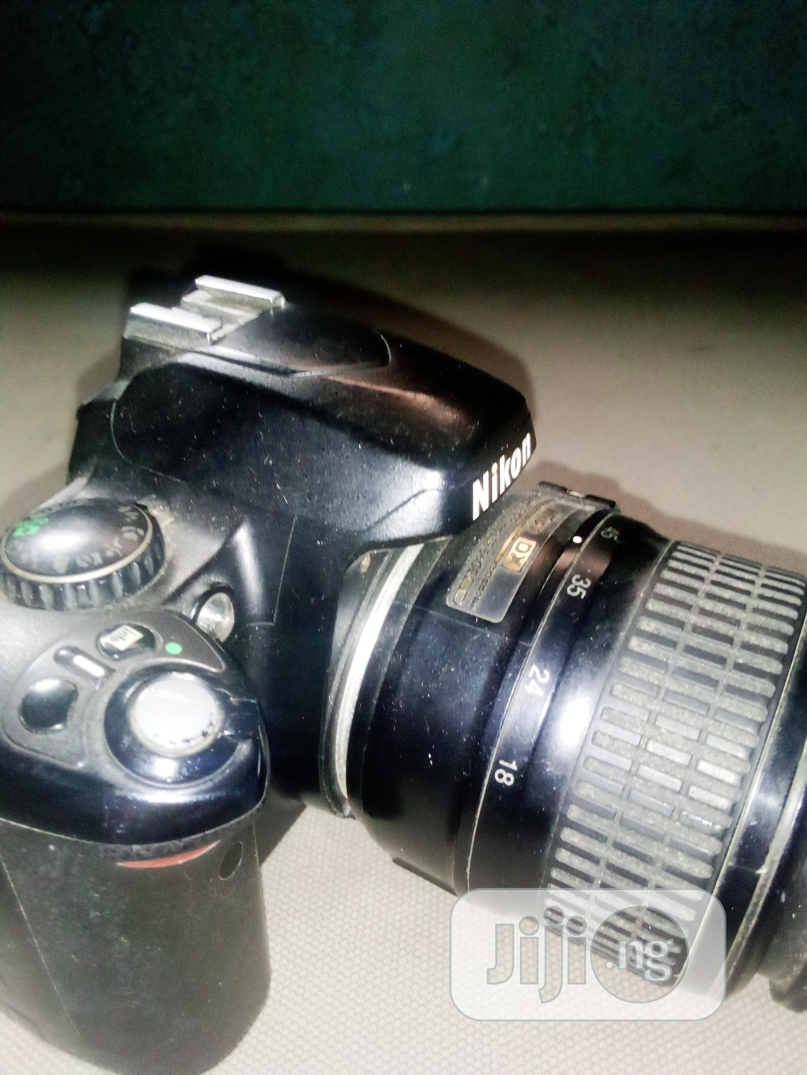 Fairly Used Nikon D40 | Photo & Video Cameras for sale in Ilorin South, Kwara State, Nigeria