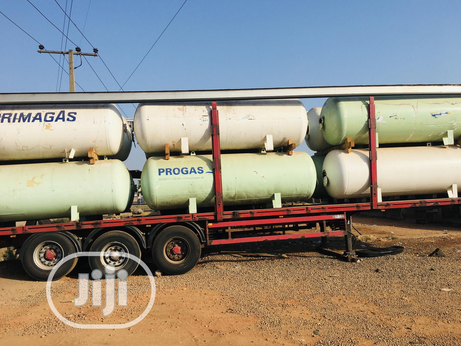 Archive: Gas Storage Tank For Sale