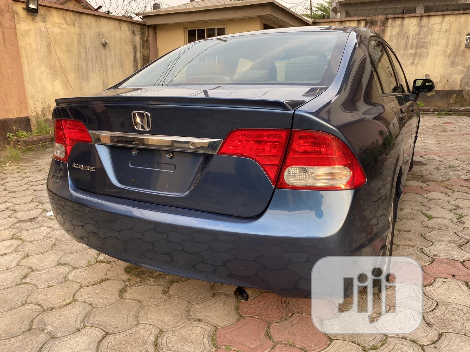 Honda Civic 2010 Blue | Cars for sale in Gbagada, Lagos State, Nigeria