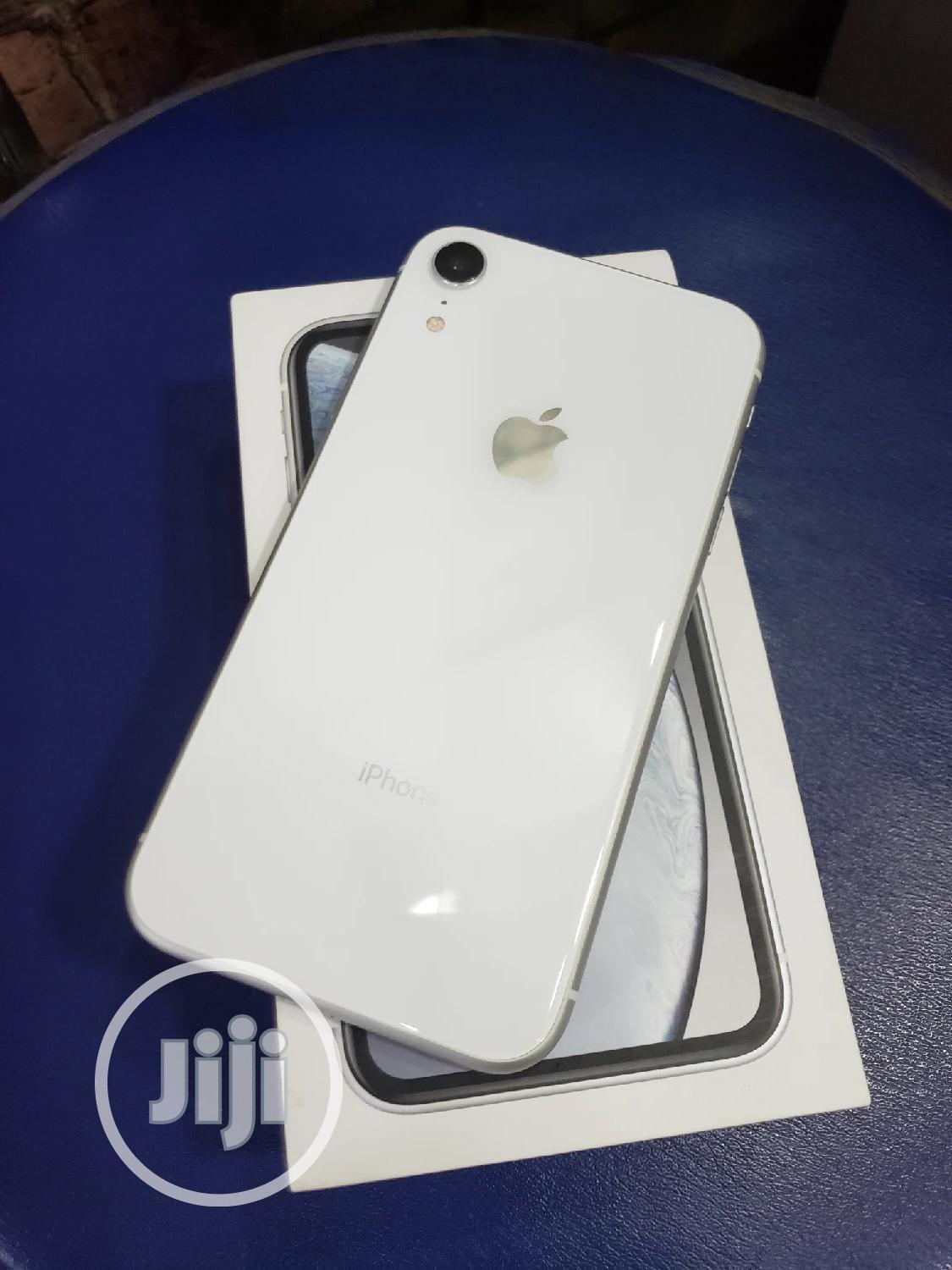 Apple iPhone XR 64 GB White | Mobile Phones for sale in Awka, Anambra State, Nigeria