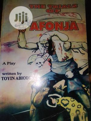 The Trial Of Afonja | Books & Games for sale in Lagos State, Abule Egba