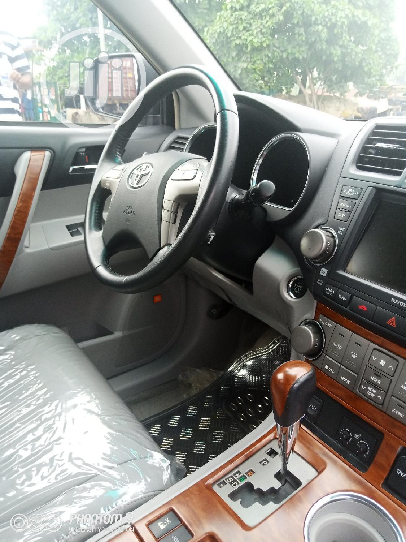 Toyota Highlander 2008 4x4 Gray | Cars for sale in Apapa, Lagos State, Nigeria