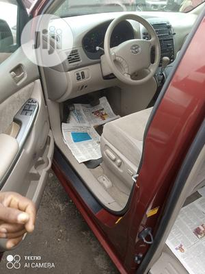 Toyota Sienna 2007 LE 4WD Red | Cars for sale in Lagos State, Amuwo-Odofin