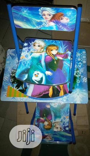 High Quality Foldable Cartoon Character Kids Table & Chairs   Children's Furniture for sale in Abuja (FCT) State, Kubwa