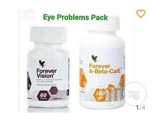 Forever Vision and Beta Care. For Eye Sight | Vitamins & Supplements for sale in Lagos State, Ikeja