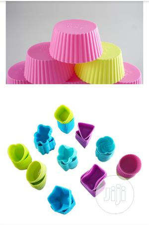 Silicone Cupcake Liners | Kitchen & Dining for sale in Delta State, Ugheli