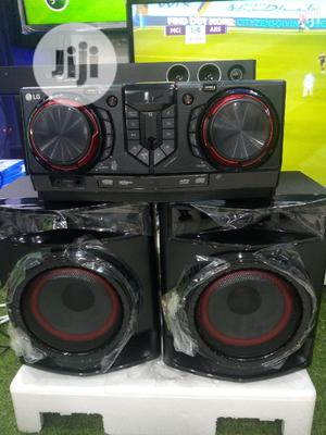 New LG Xboom 950W(CL65) Bass Blast Bluetooth 2yrs Warranty | Audio & Music Equipment for sale in Lagos State, Ojo