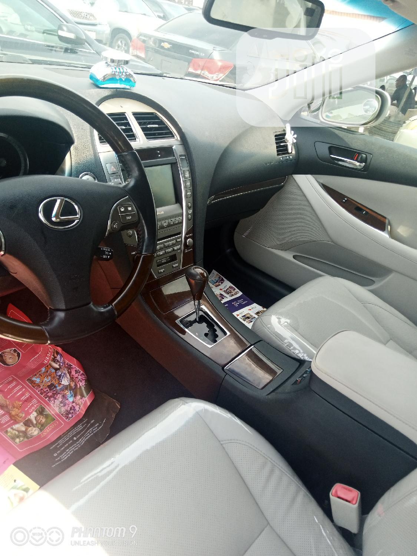 Archive: Lexus ES 2012 350 Gray