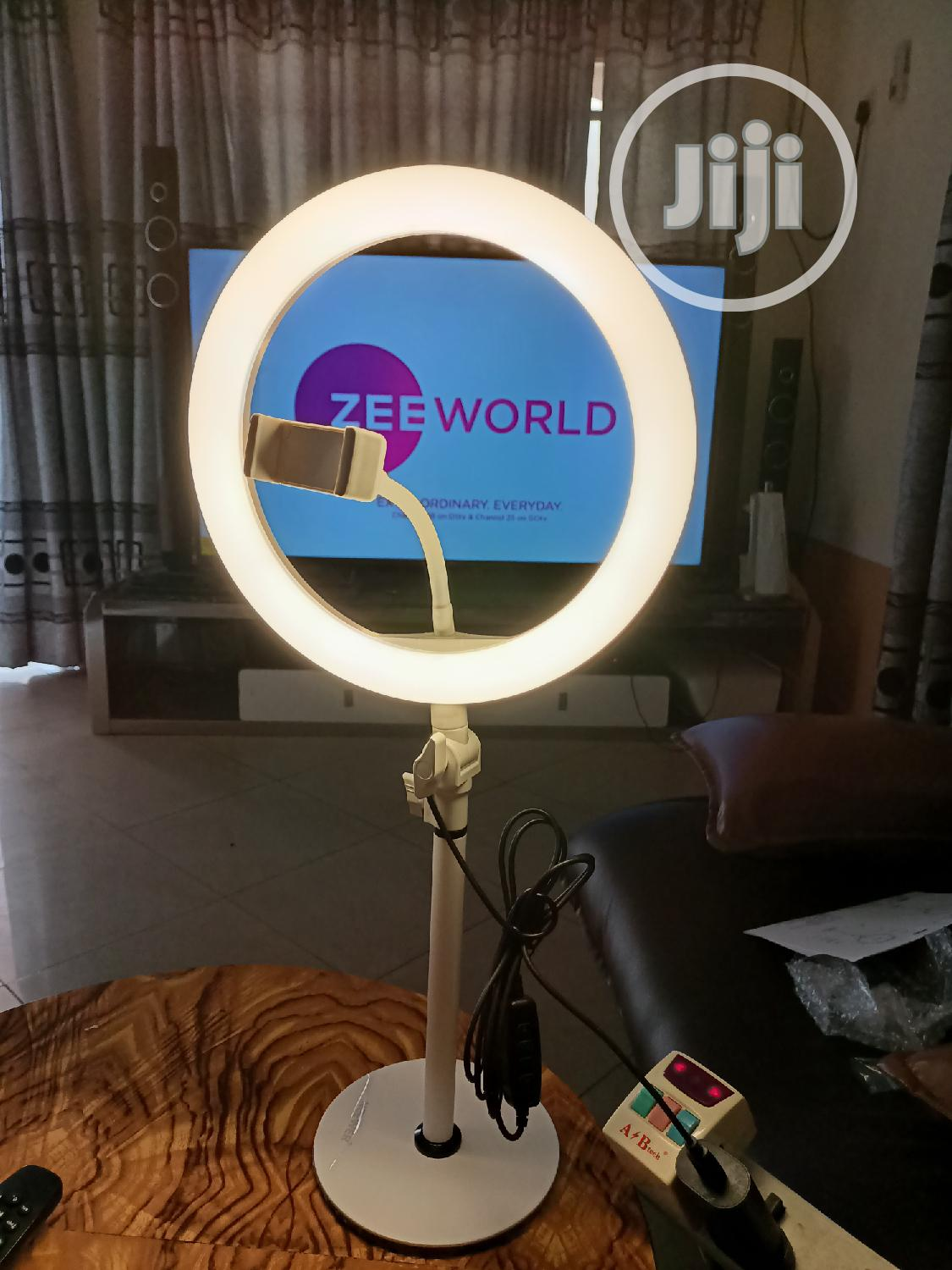 Neewer 10 Inch Table Top Ring Light