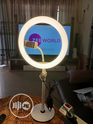 Neewer 10 Inch Table Top Ring Light | Accessories & Supplies for Electronics for sale in Lagos State, Oshodi