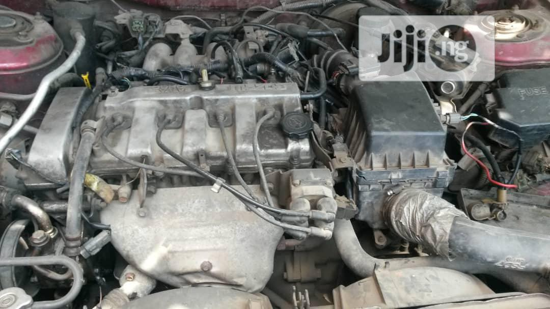 Mazda 626 1999 Red | Cars for sale in Amuwo-Odofin, Lagos State, Nigeria