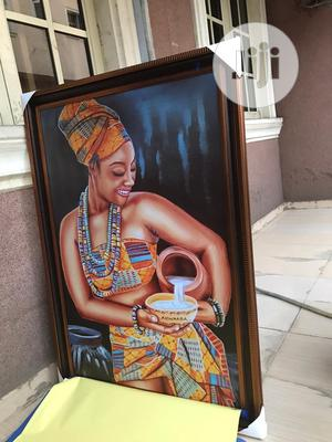 African Woman Wall Art   Arts & Crafts for sale in Lagos State, Ikeja