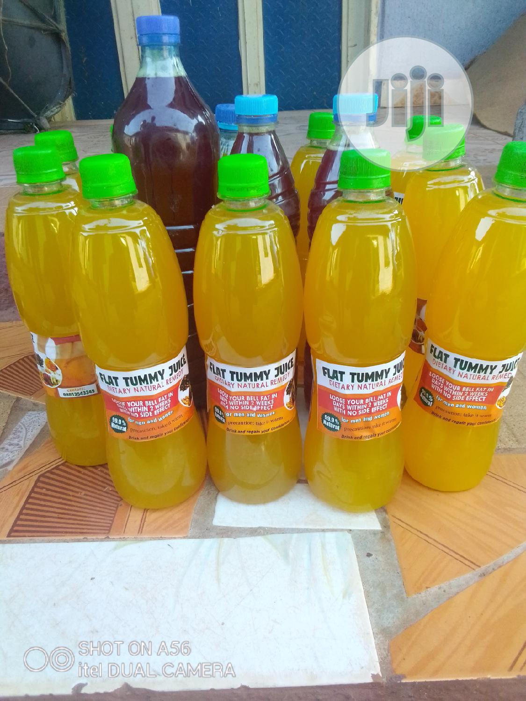 Archive: Flat Tummy Juice