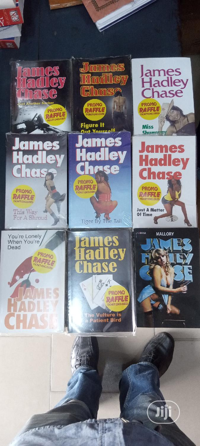 James Harley Chase Collection