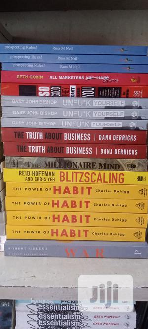 Collection of Motivational,Inspirational and Self-Help Books   Books & Games for sale in Lagos State, Yaba