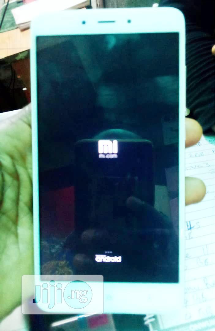 Archive: Xiaomi Redmi Note 4 64 GB Silver