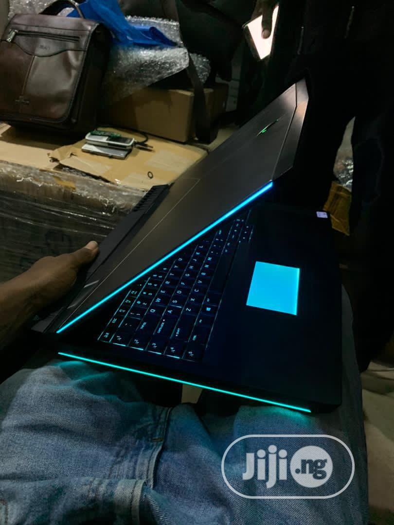 Laptop Dell Alienware 17 R4 32GB Intel Core I7 SSHD (Hybrid) 1T | Laptops & Computers for sale in Ikeja, Lagos State, Nigeria