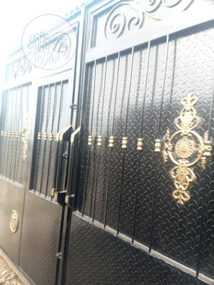 12ft By 8ft Executive Design Gate For Beauty Of Your Homes   Doors for sale in Lagos State, Alimosho