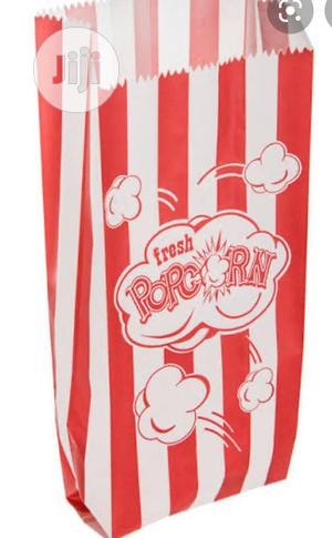 Pop Corn Packaging   Printing Services for sale in Lagos State, Shomolu