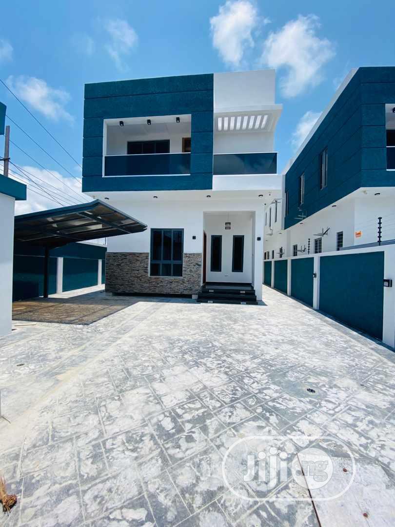 5 Bedroom Detached Duplex With A Bq