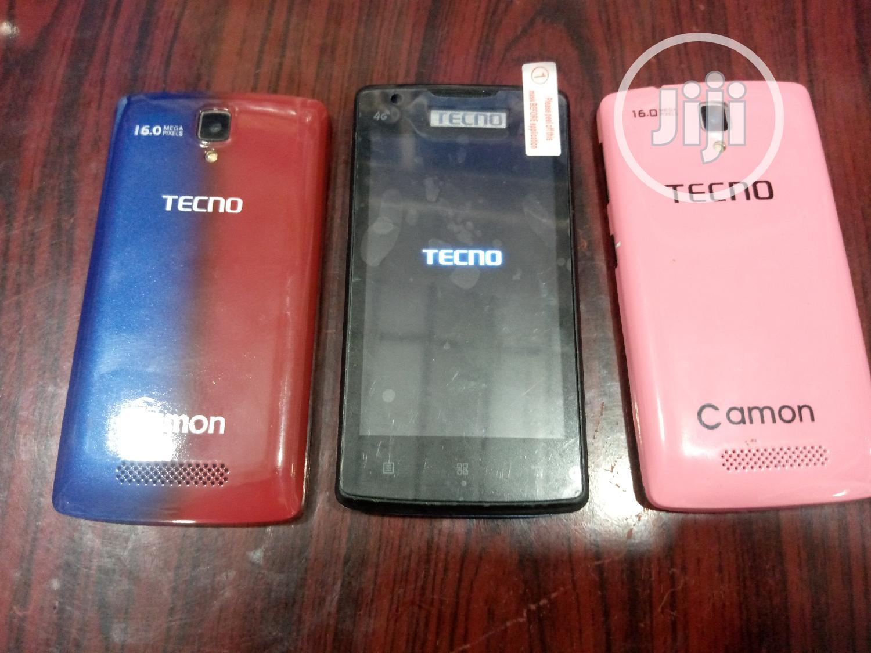 Tecno M6 8 GB Blue   Mobile Phones for sale in Uyo, Akwa Ibom State, Nigeria