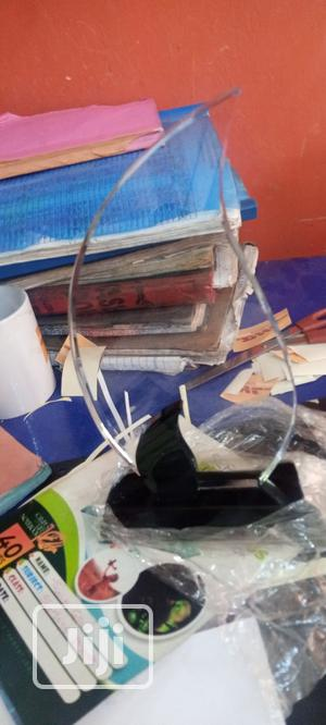 High-quality Color Printing Crystal Award Glass Trophy   Arts & Crafts for sale in Ogun State, Abeokuta South