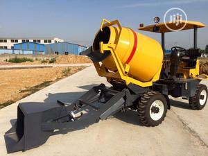 Mobile Concrete Mixer 1000 Litres | Heavy Equipment for sale in Lagos State, Amuwo-Odofin