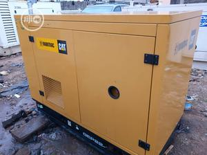 22kva Mantrac Caterpillar Soundproof Generator For Sale | Electrical Equipment for sale in Lagos State, Ikeja