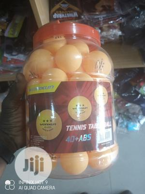 Tennis Balls Pack   Sports Equipment for sale in Lagos State, Yaba