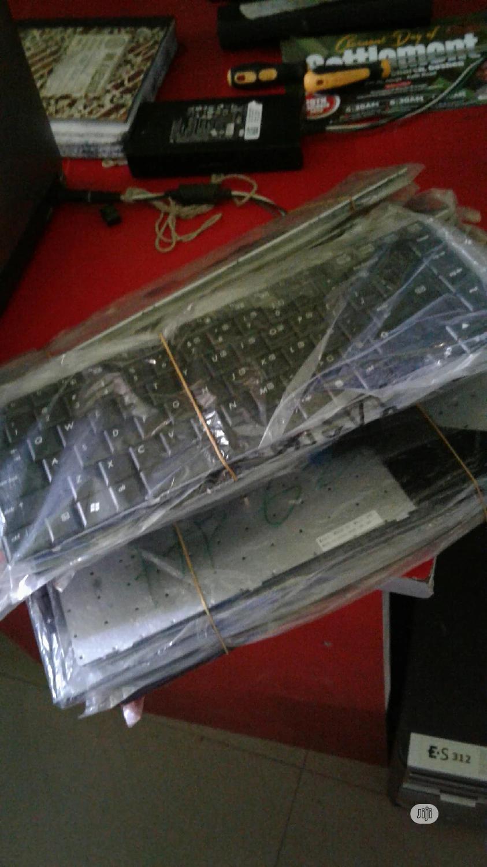Archive: Laptop Keyboards