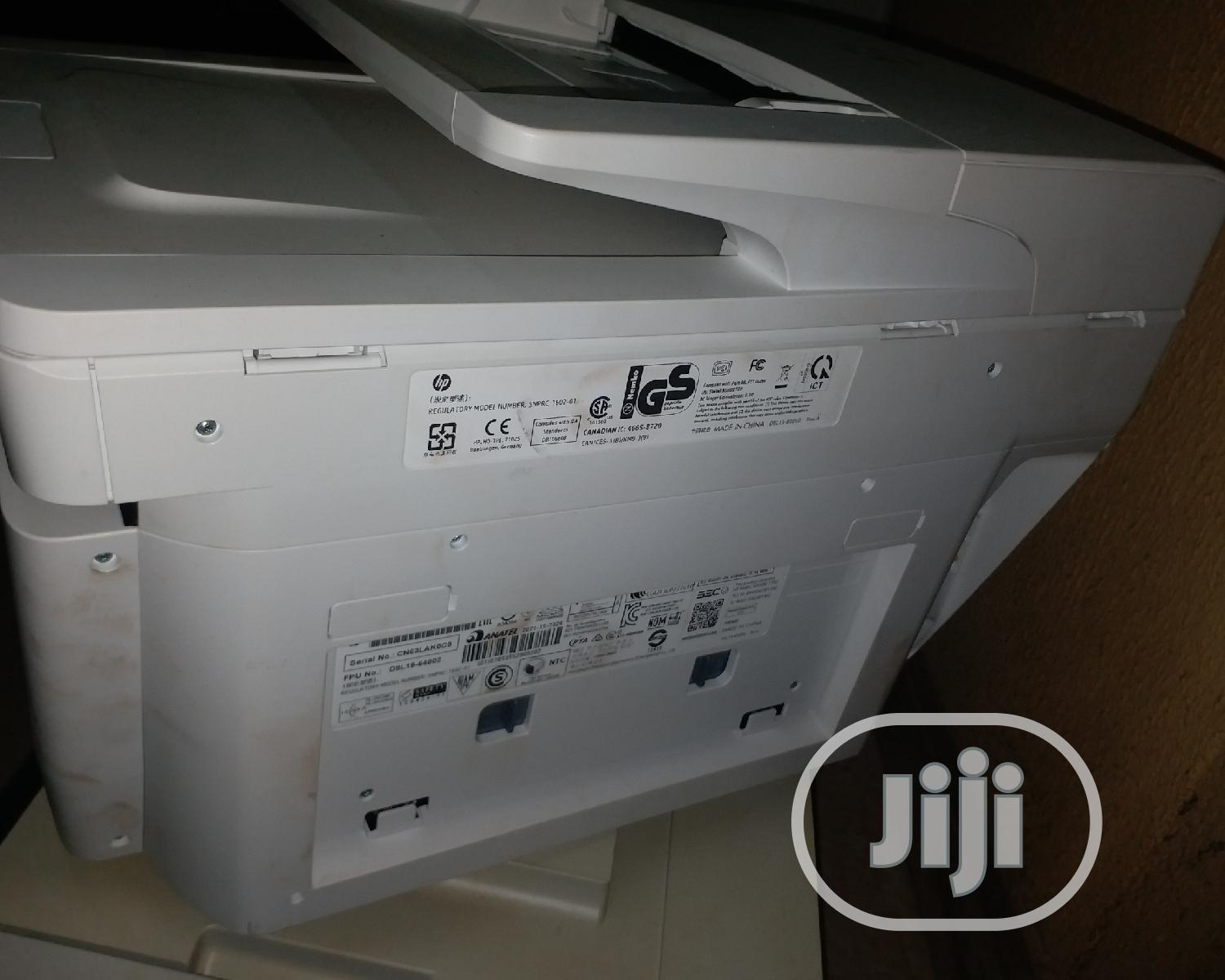 HP Officejet Pro 8720 All-in-one Printer   Printers & Scanners for sale in Ikeja, Lagos State, Nigeria