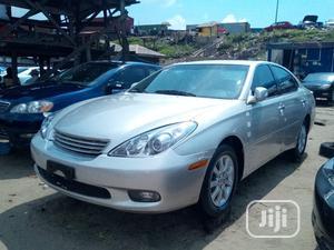 Lexus ES 2002 300 Silver | Cars for sale in Lagos State, Apapa