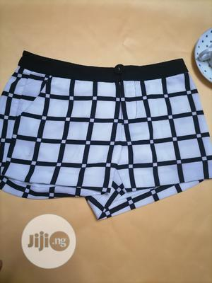 Black And White Short   Clothing for sale in Abuja (FCT) State, Maitama