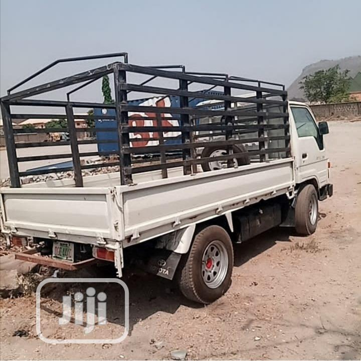 Archive: Never Been Used Toyota Dyna 200 for Sale